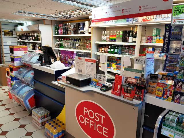 Convenience Store & Post Office in Oxford For Sale for Sale