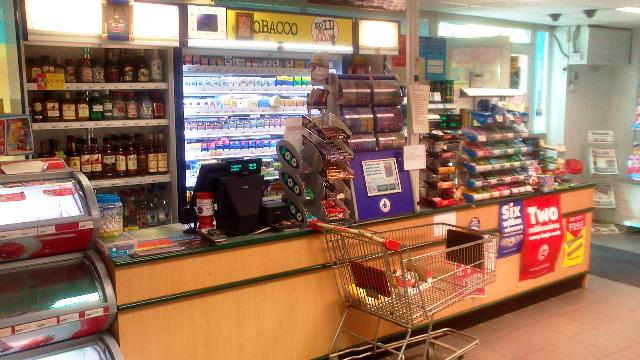 Convenience Store in Haverfordwest For Sale
