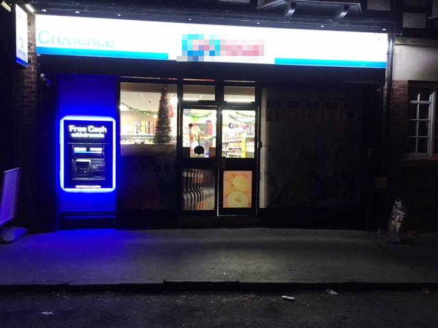 Convenience Store in Cheshire For Sale