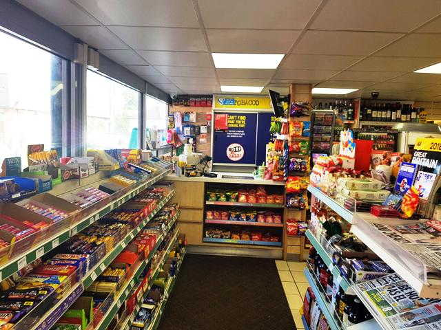 Petrol Station & Convenience Store in Kettering For Sale