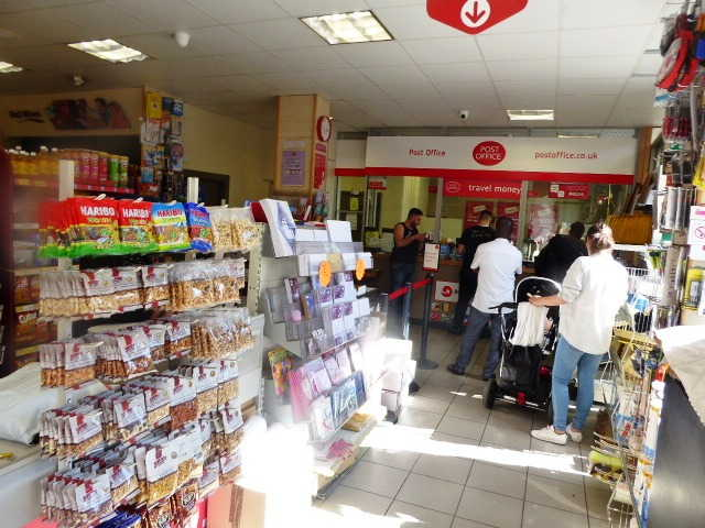 Convenience Store & Post Office in North London For Sale