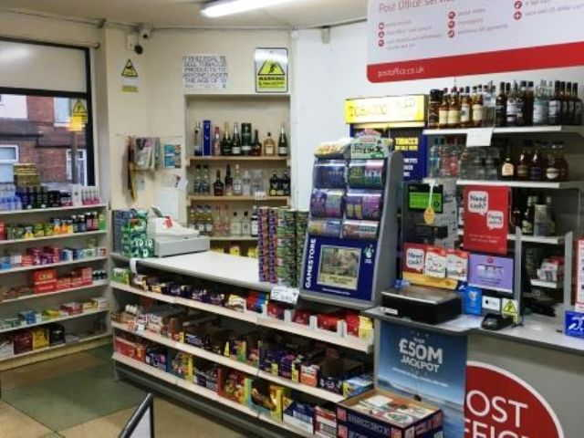 Convenience Store in Derbyshire For Sale for Sale