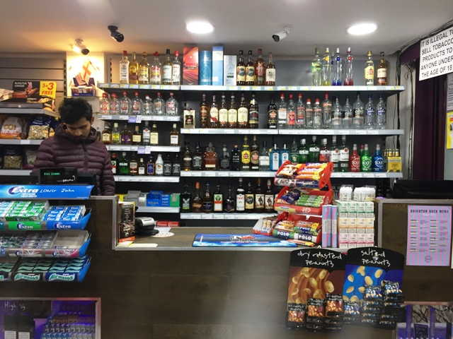Buy a General Store & Off Licence in Hampshire