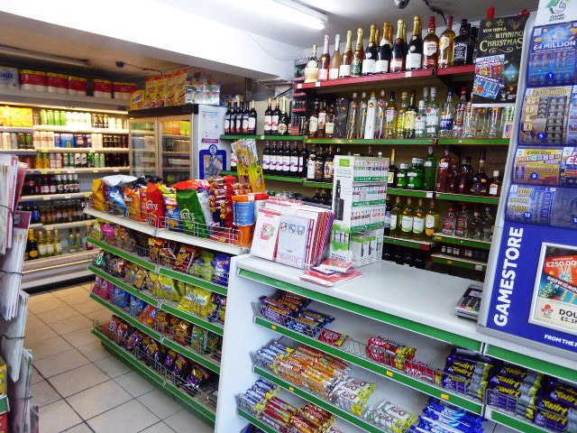 Convenience Store & Off Licence in Wallington For Sale