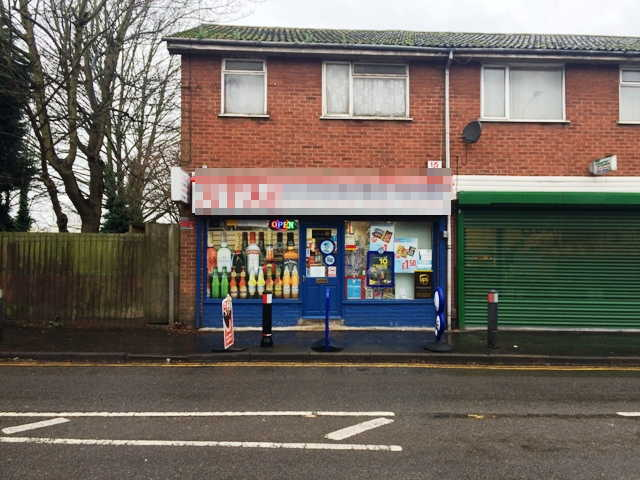 Convenience Store & Off Licence in Leicestershire For Sale for Sale