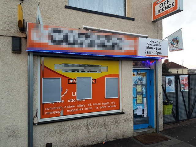 Off Licence & Convenience Store in South Wales For Sale