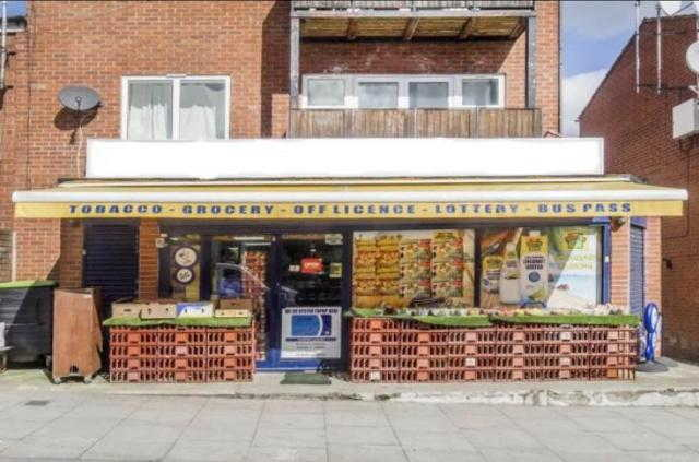 Convenience Store and Off Licence in East London For Sale