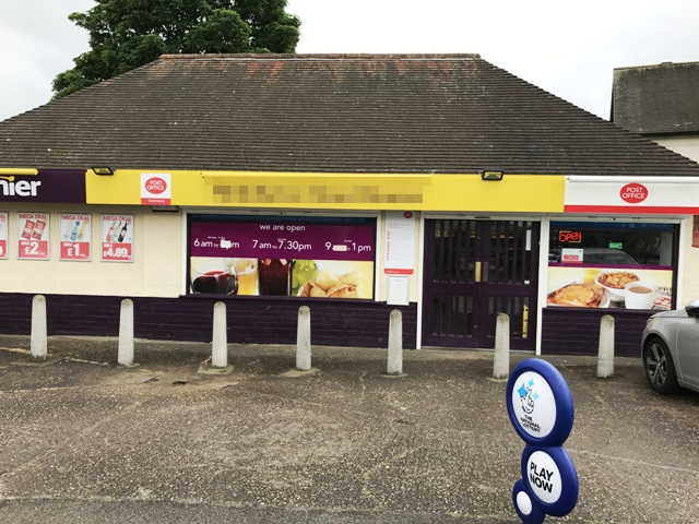 Convenience Store & Post Office in Nottinghamshire For Sale
