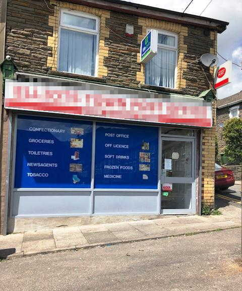 Convenience Store & Off Licence in South Wales For Sale