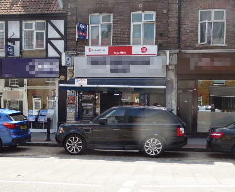 Convenience Store & Post Office in Middlesex For Sale