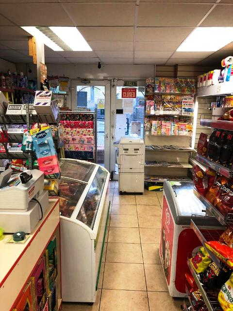 Convenience Store & Post Office in New Tredegar For Sale