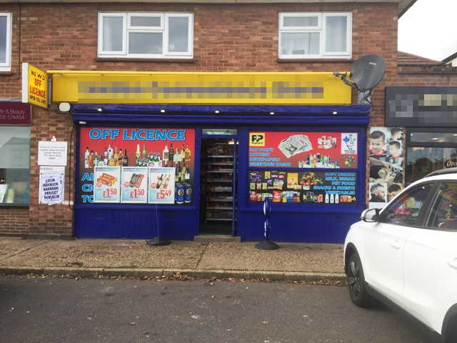 Convenience Store, Newsagent and Off Licence in Essex For Sale