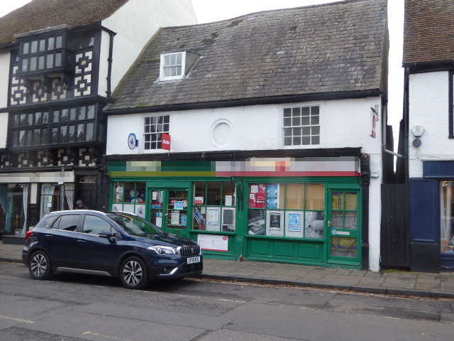 Convenience Store & Post Office in Kent For Sale