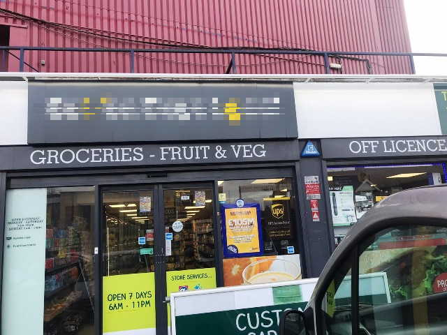 Convenience Store and Off Licence in West Midlands For Sale
