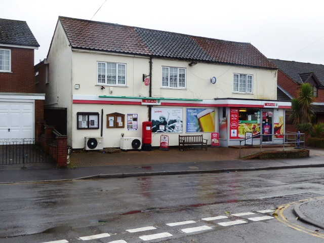 Convenience Store & Post Office in Norfolk For Sale