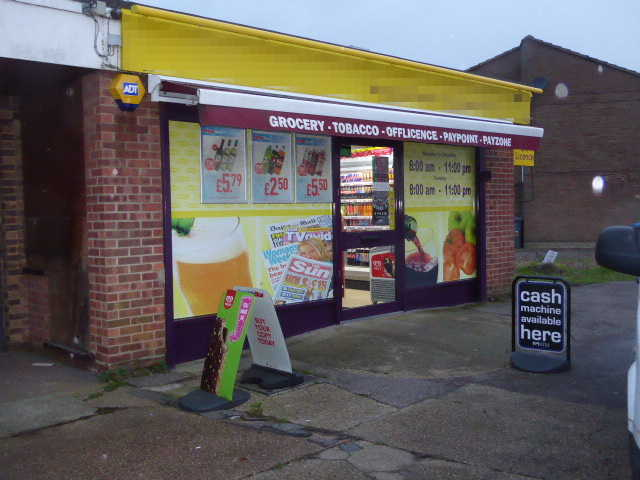 Off Licence & Convenience Store in Suffolk For Sale