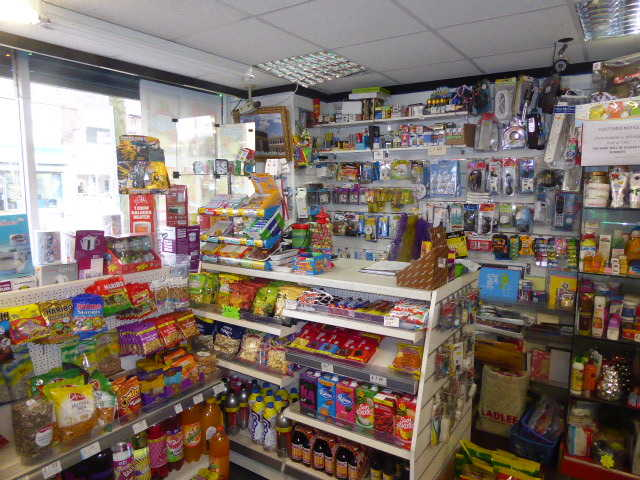 Buy a Grocers specialising in African and Asain foods plus HOUSEHOLD GOODS and Cosmetic Shop in Bedfordshire For Sale