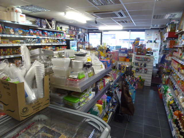 Sell a Grocers specialising in African and Asain foods plus HOUSEHOLD GOODS and Cosmetic Shop in Bedfordshire For Sale