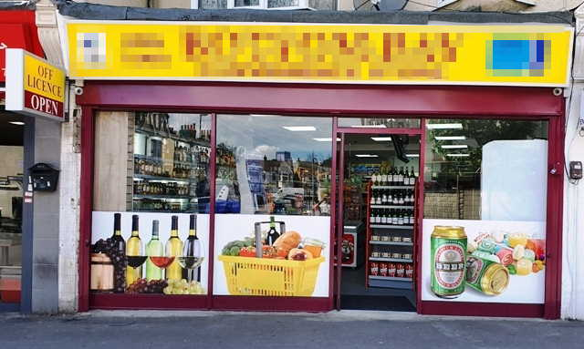 Convenience Store in Surrey For Sale