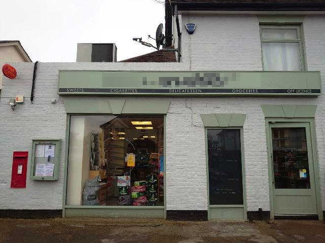 Village Convenience Store & Post Office in Kent For Sale