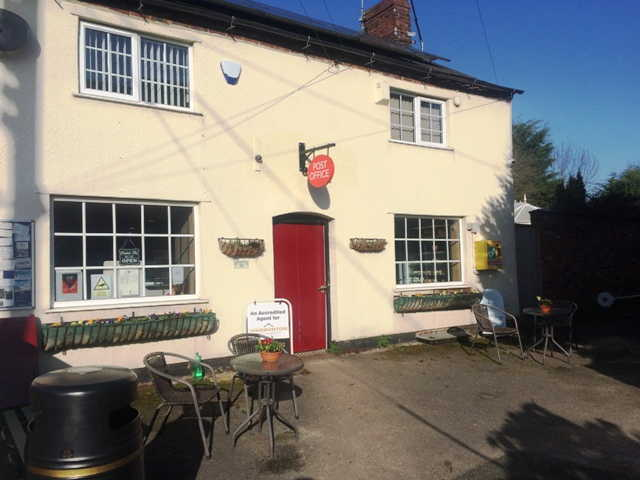 Village Newsagent with Post Office in Cheshire For Sale