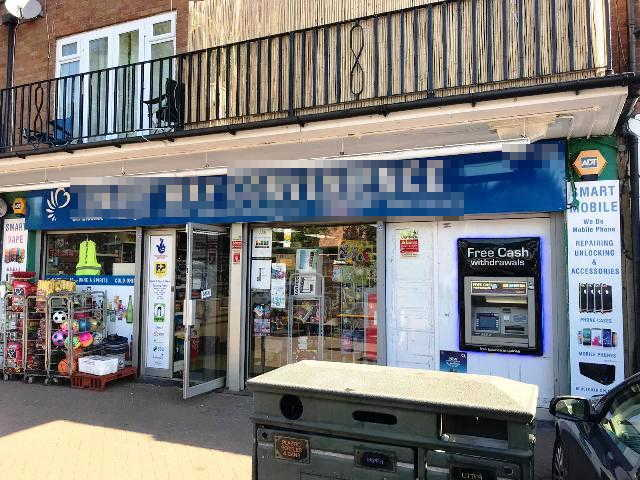 Convenience Store & Off Licence in Hertfordshire For Sale