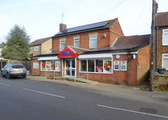 Village Convenience Store in Northamptonshire For Sale