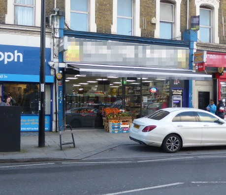 Well Fitted Convenience Store in South London For Sale