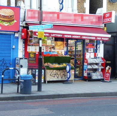 Supermarket in South London For Sale