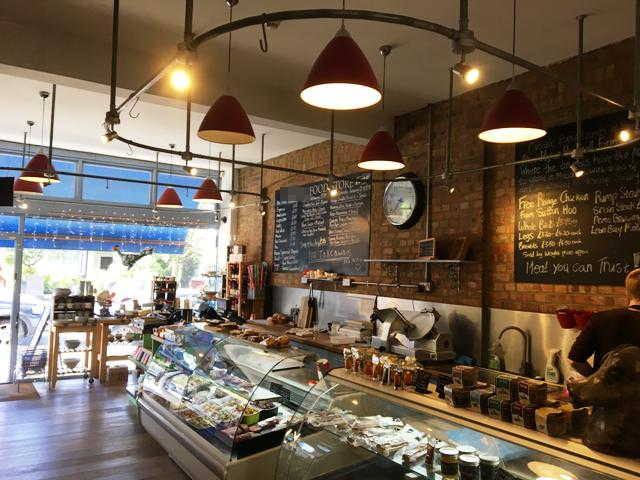 Well Established Delicatessen in North London For Sale