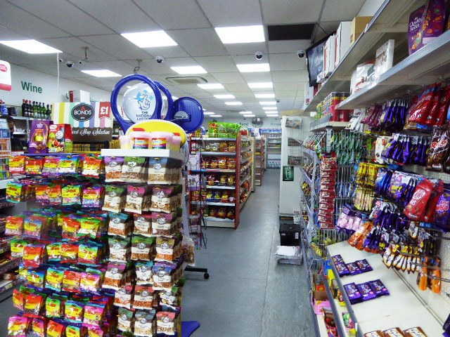 Spacious well Fitted Convenience Store & Post Office in North London For Sale