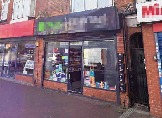 Ultra Modern Convenience Store in West Midlands For Sale