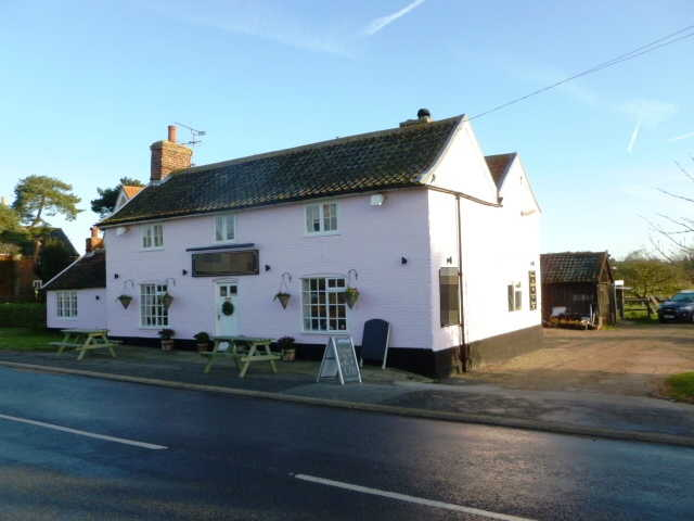 Attractive Detached Village Freehouse, Suffolk for sale