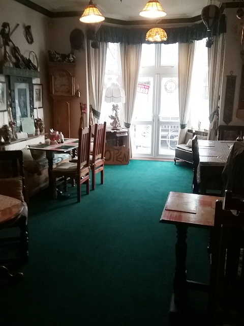 Sell a Hotel with Cafe in Blackpool