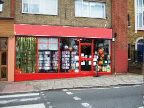 Profitable Party and Fancy Dress Shop, Impressive Shop with Substantial Basement, West London for sale