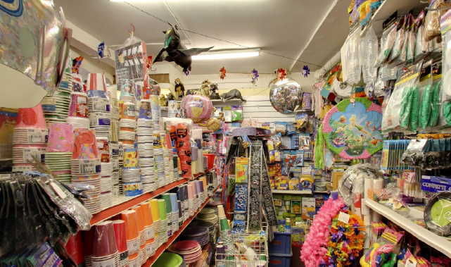 Fancy Dress & Party Shop in Chiswick For Sale