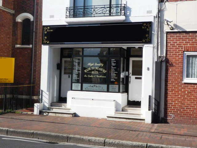 Freehold Old Established Tailors (Including Made-to-measure Suits Plus Clothing Alterations), Hampshire for sale