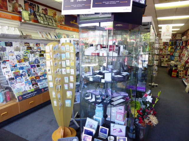 Card Shop, Gift Shop, Stationers and Confectioners in Birmingham For Sale