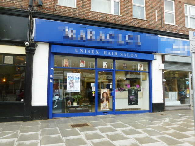 Superbly Fitted Unisex Hairdressing Salon, Surrey for sale