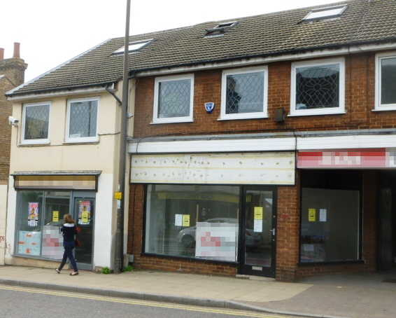 Freehold Empty Shop Premises with Spacious Living Accommodation, Bedfordshire for sale