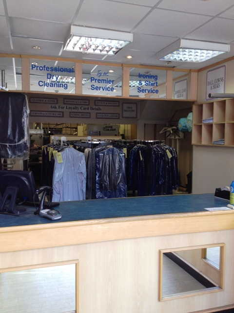 Well Established Dry Cleaners Plus Shoe Repairs and Key Cutting, Berkshire for sale