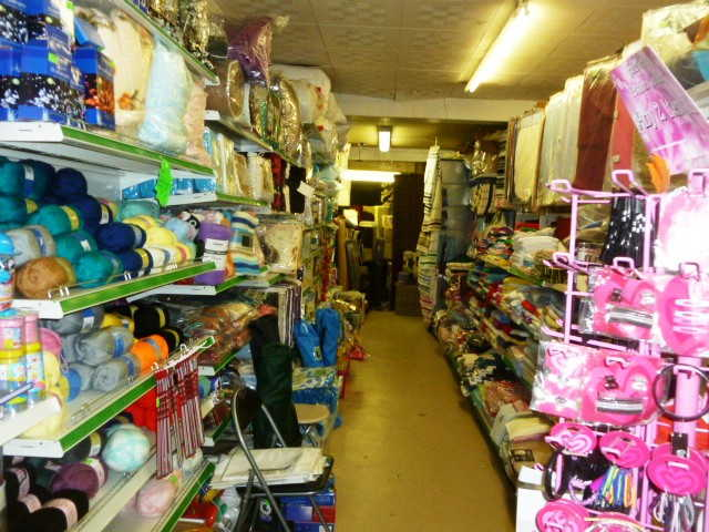 Household Goods Shop and Picture Framing Shop in Croydon For Sale