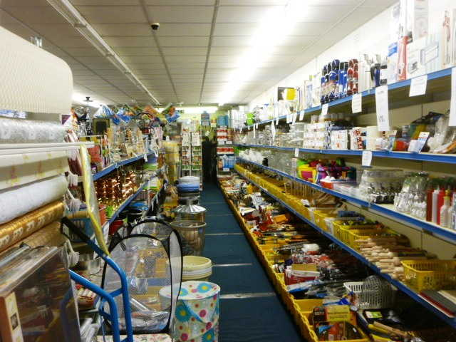 Spacious Old Established Hardware, Household Goods, Tools Plus Seasonal Lines for sale in Slough for sale