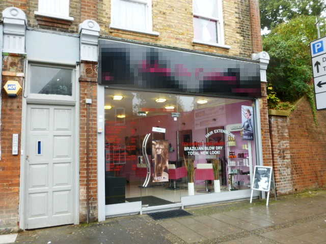 Superbly Fitted Ladies' Hairdressing Salon, Surrey for sale