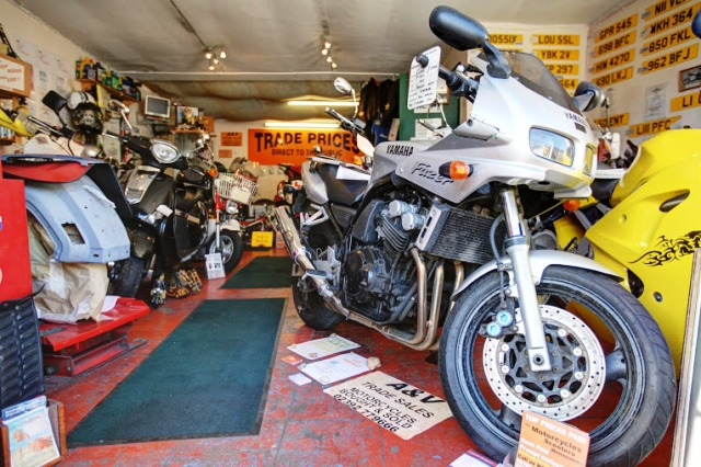 Well Established Motorcycle Sales Business for sale in Hampshire for sale