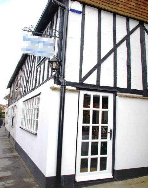 Attractive Olde Worlde Freehold Village Unisex Hairdressing Salon Plus Beauty Salon, Kent For Sale