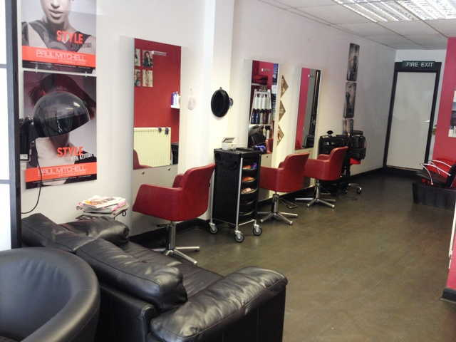 Fully Fitted Ladies' Hairdressing Salon Plus Barbers, West Midlands for sale