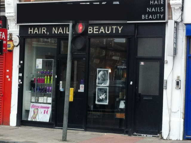 Unisex Hairdressing Salon Plus Beauty Salon, North London for sale