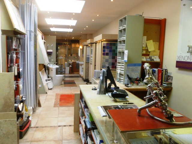 Well Established Tiles and Bathroom Showroom for sale in Godalming for sale