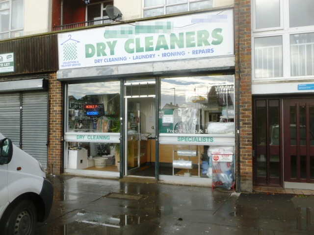 Dry Cleaner in Kent For Sale